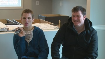 Brothers will live together at Sertoma House
