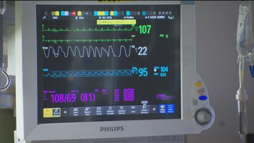 Knox Co. has 173 ICU beds and others have fewer | It's indicative of a broader problem