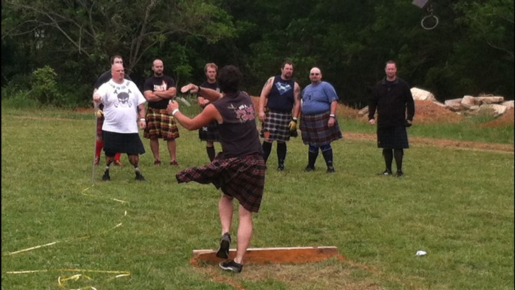 Organizers hope to host Smoky Mountain Scottish Festival and Games in May
