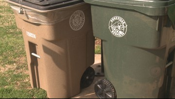How to apply for a recycling bin in Knoxville