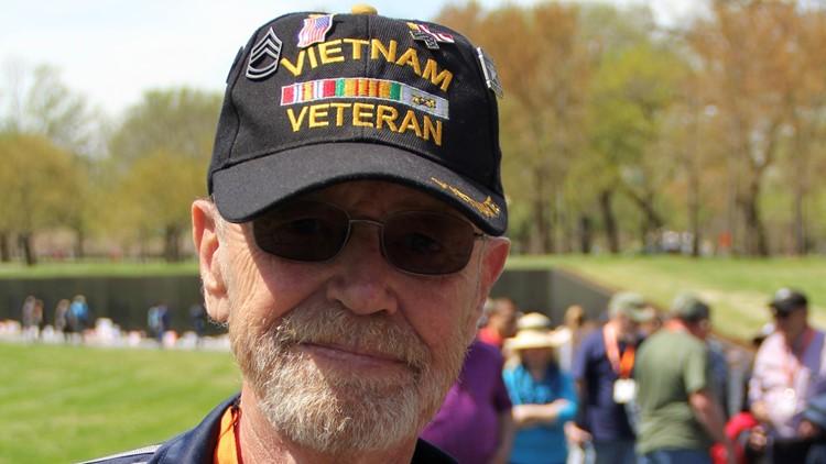 Service & Sacrifice:  Students fund HonorAir flight for veteran