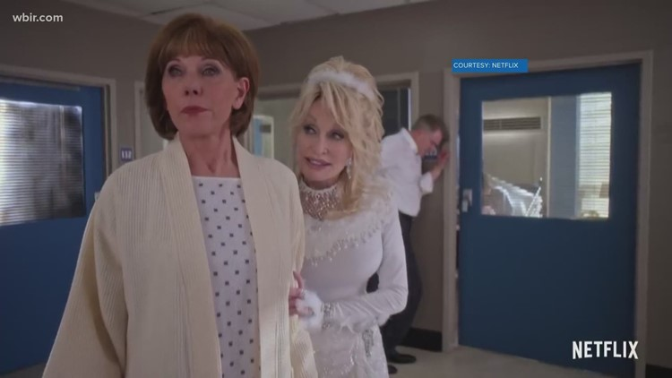 Dolly Parton's Christmas on the Square wins Emmy for Outstanding Television Movie