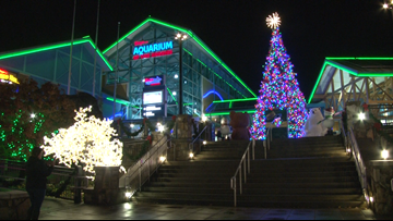 Winterfest in Sevier County kicks off with millions of lights