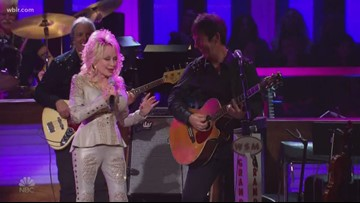Dolly Parton to perform in charity concert in Nashville Jan. 30