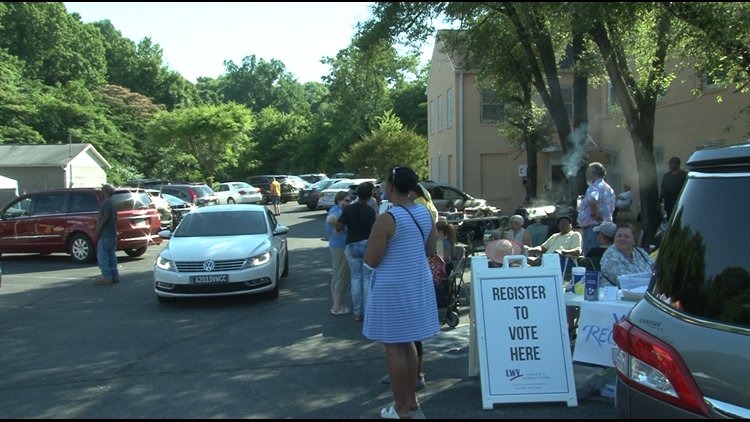 Churches across city host Juneteenth event to show support for East Knoxville
