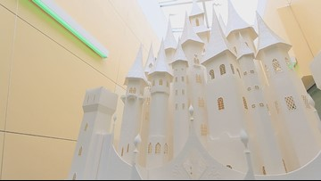 There's an 'art' to helping patients heal at East Tennessee Children's Hospital