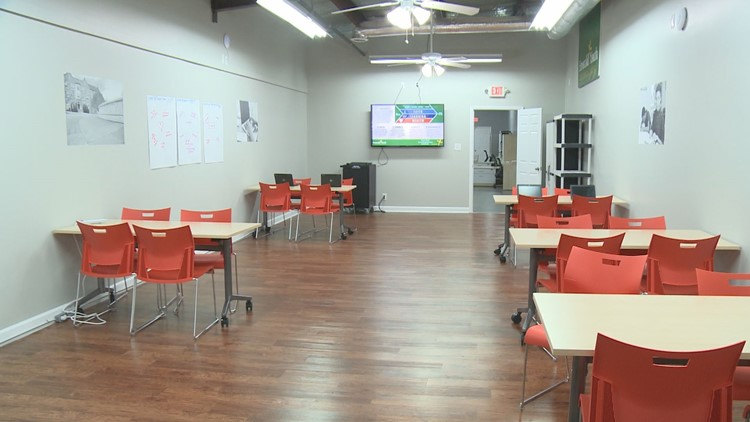 New career ministry space will serve students in East Knoxville