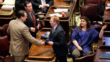 Tennessee GOP representatives elects Cosby representative as new caucus chairman