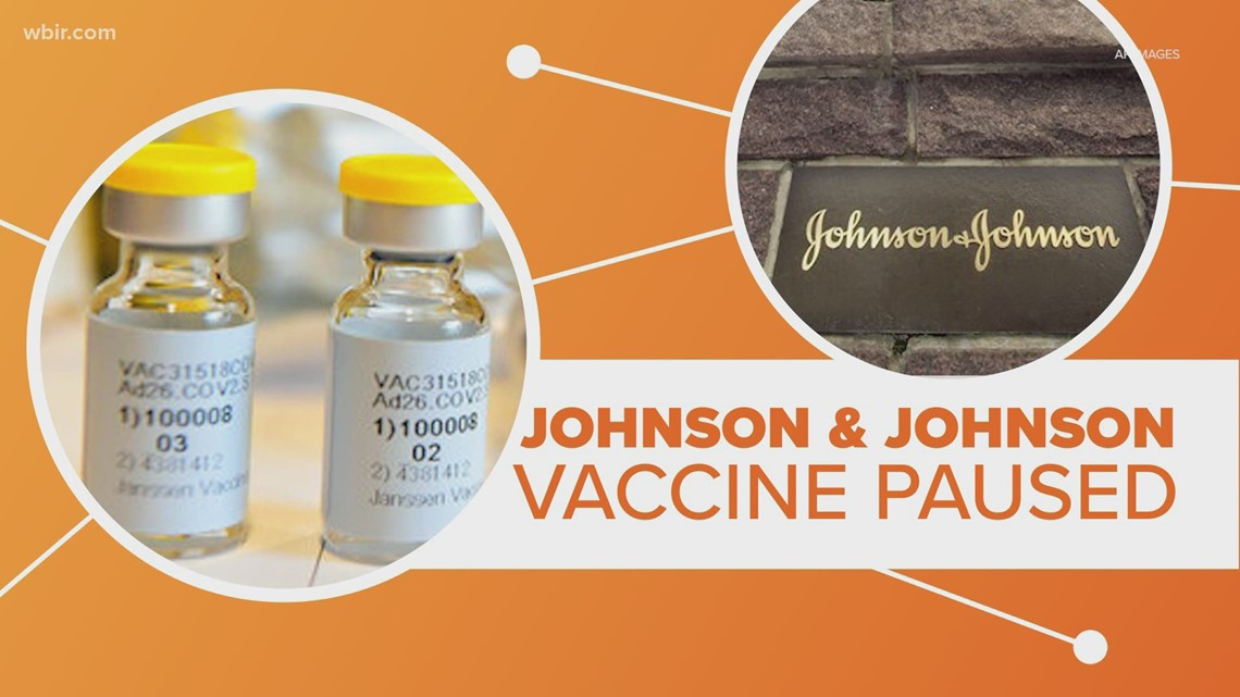 Connect the Dots: Johnson & Johnson vaccine paused