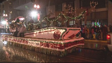 Christmas parade will be Friday, Dec. 7 in downtown Knoxville