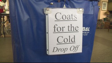 KARM collects 9,208 winter jackets for 2019  'Coats for the Cold'