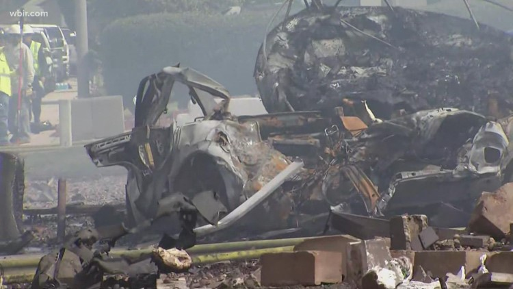 Two dead after plane crashes into San Diego suburb