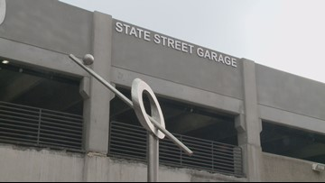 State St. Garage work should be 'substantially complete' by June 12