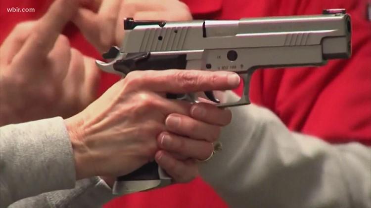 Cómo mantener la seguridad de sus hijos en un hogar con armas de fuego