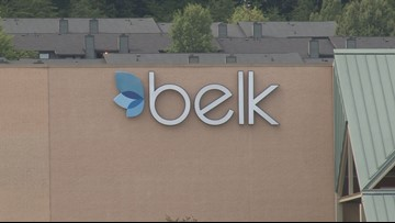Belk to close at Knoxville Center Mall in November