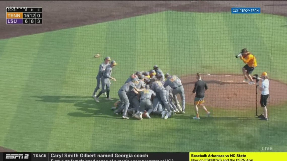 Vols to face Virginia in College World Series