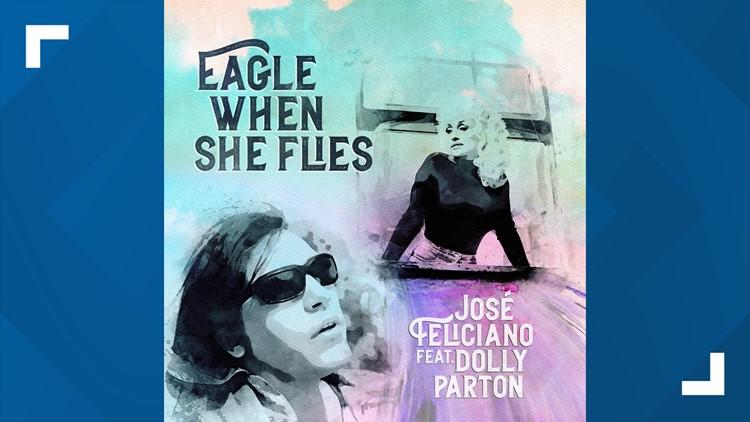 Dolly Parton, José Feliciano partner on new version of 'Eagle When She Flies'