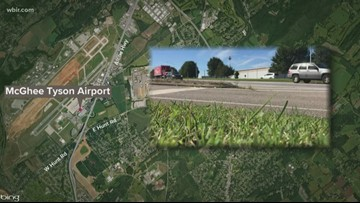 McGhee Tyson Airport selling land for Alcoa Highway relocation