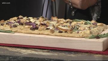 In the Kitchen: Chestnut Pizza