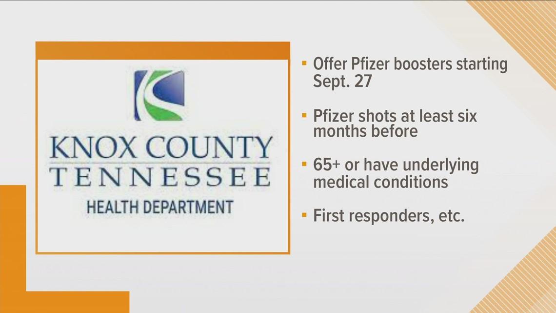 KCHD begins offering booster shots