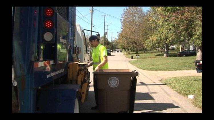Curbside recycling program continues to grow in Knoxville
