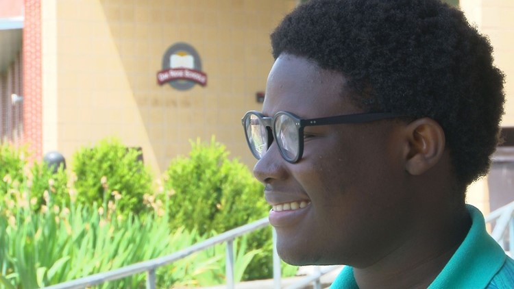 Oak Ridge HS senior overcomes loss, culture change to graduate