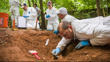 UT Body Farm attracting people worldwide for forensic training
