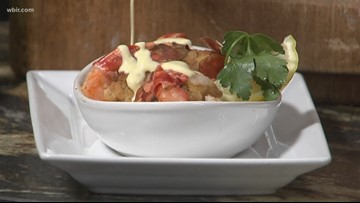 In the kitchen: Colossal baked stuffed shrimp