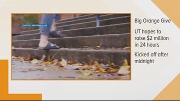 UT looks to raise $2 million in 24 hours