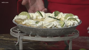 This easy Key Lime Pie recipe is a tart-but-sweet treat