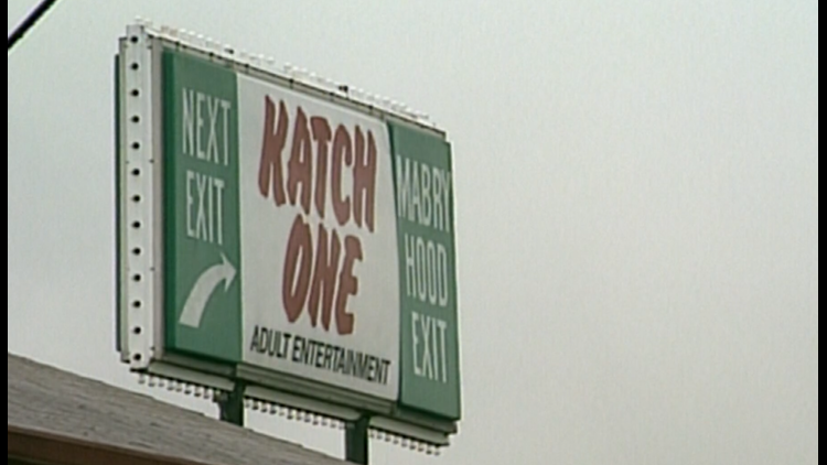 The Katch One, now closed