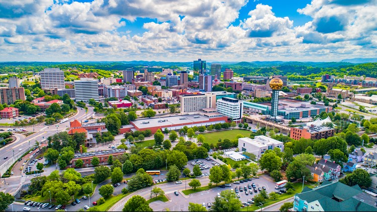 Happy birthday, Knoxville! The Scruffy City turns 230