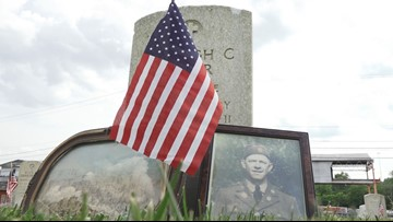 'We don't want to forget' | Families honor their fallen heroes