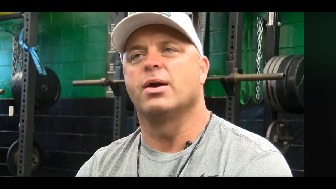 Greeneville coach who led team to 4 state titles stepping down