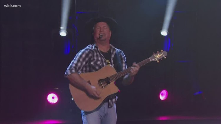 Garth Brooks to play Neyland Stadium in Knoxville in November