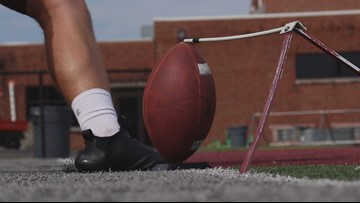 Kicking for Kids: Alcoa's Zeke Rankin and Children's Hospital