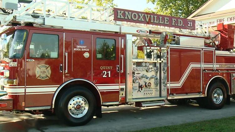KFD: Kids set fire to Knoxville home after playing with matches near gasoline container