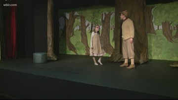 Knoxville Children's Theatre bringing Winnie-the-Pooh to the stage