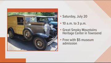See 'Autos through the Ages' on Saturday