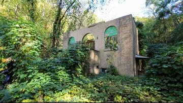 Abandoned Places: Calderwood Baptist Church