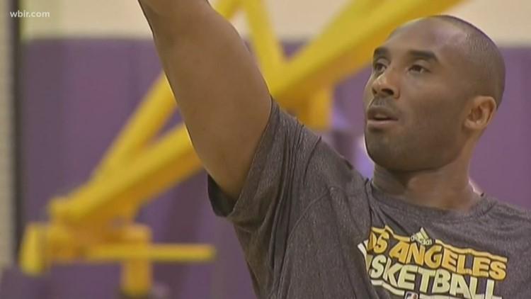 Remembering the legacy of Kobe Bryant