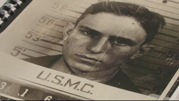 WWII East TN Marine's remains returned home after nearly seven decades