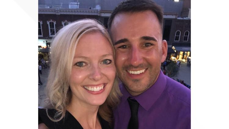 Jared and Rachel Daugherty