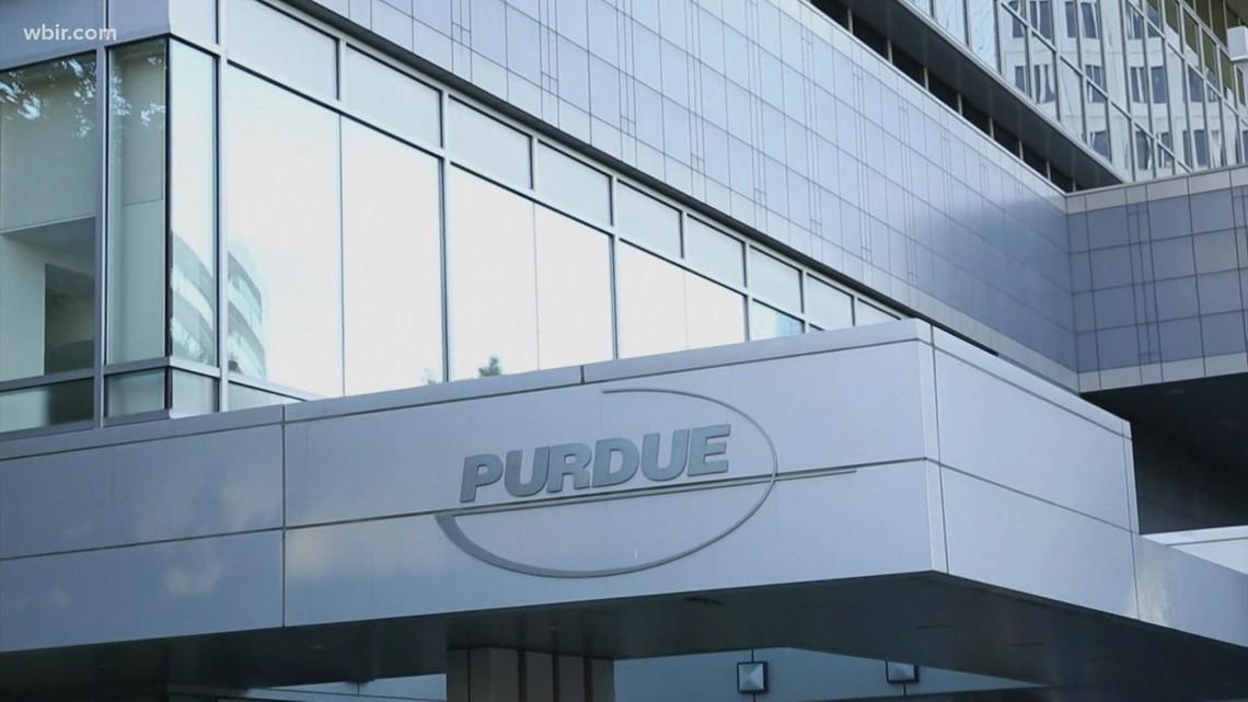 Purdue Pharma announces $10 billion bankruptcy settlement plan