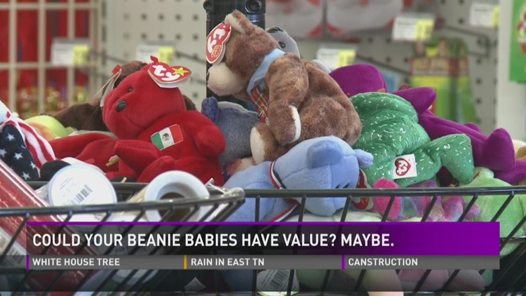 Beanie Babies  20 years later 022a5ac4673