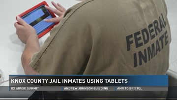 Knox Co  Sheriff's Office explains why jail inmates have