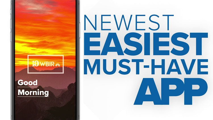 WBIR has a new app! Download it here