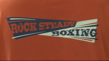 Punch out Parkinson's at Rock Steady Boxing