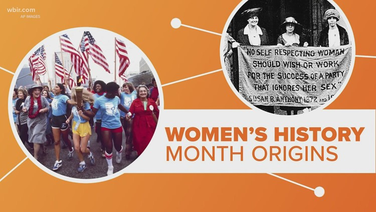 Connect the Dots: Women's History
