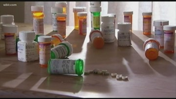Eight East Tennessee medical professionals charged in multi-state prescription opioid takedown